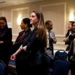 Candidate at United Career Fairs New York Jobs © 2013 Bloomberg Finance LP