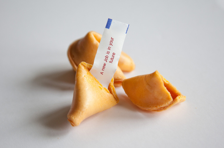 Fortune Cookie New Job in Future Flazingo Photos CC BY SA