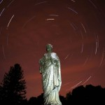 Star Trail in St Agnes New York Jobs Chuck Miller CC BY NC ND